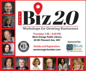 Biz 2.0 West Orange Workshops - CellCon Consulting